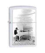 Zippo 28731 John Lennon Piano Lighter White Matte - $21.59