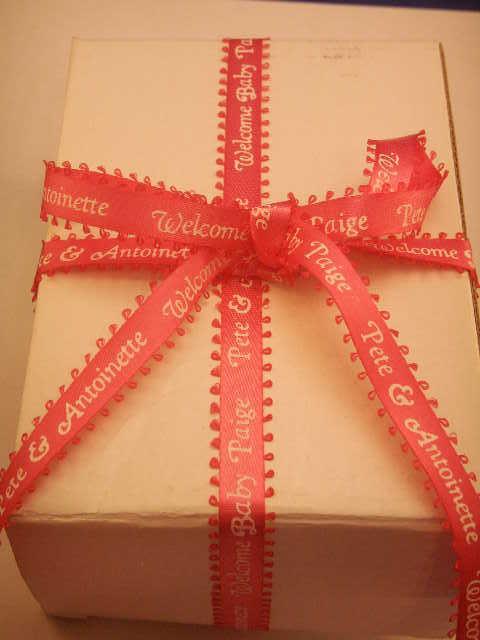 Continuous ribbon 010