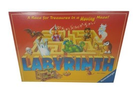 Labyrinth Family Board Game for Kids and Adults Ravensburger Factory Sealed - $34.64