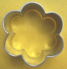 Primary image for Flower cookie cutter