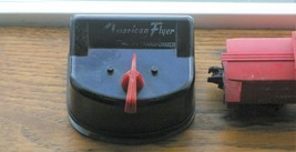 Vintage AC Gilbert American Flyer Cars > Transformer  & Track Lot  - $39.60