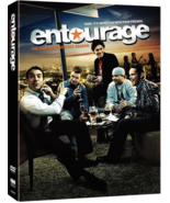 Entourage: The Complete Second Season (DVD, 200... - $11.95