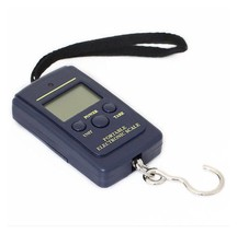 40kg-10g Electronic Hanging Scale Luggage Pocket Digital Weight Scale AB3