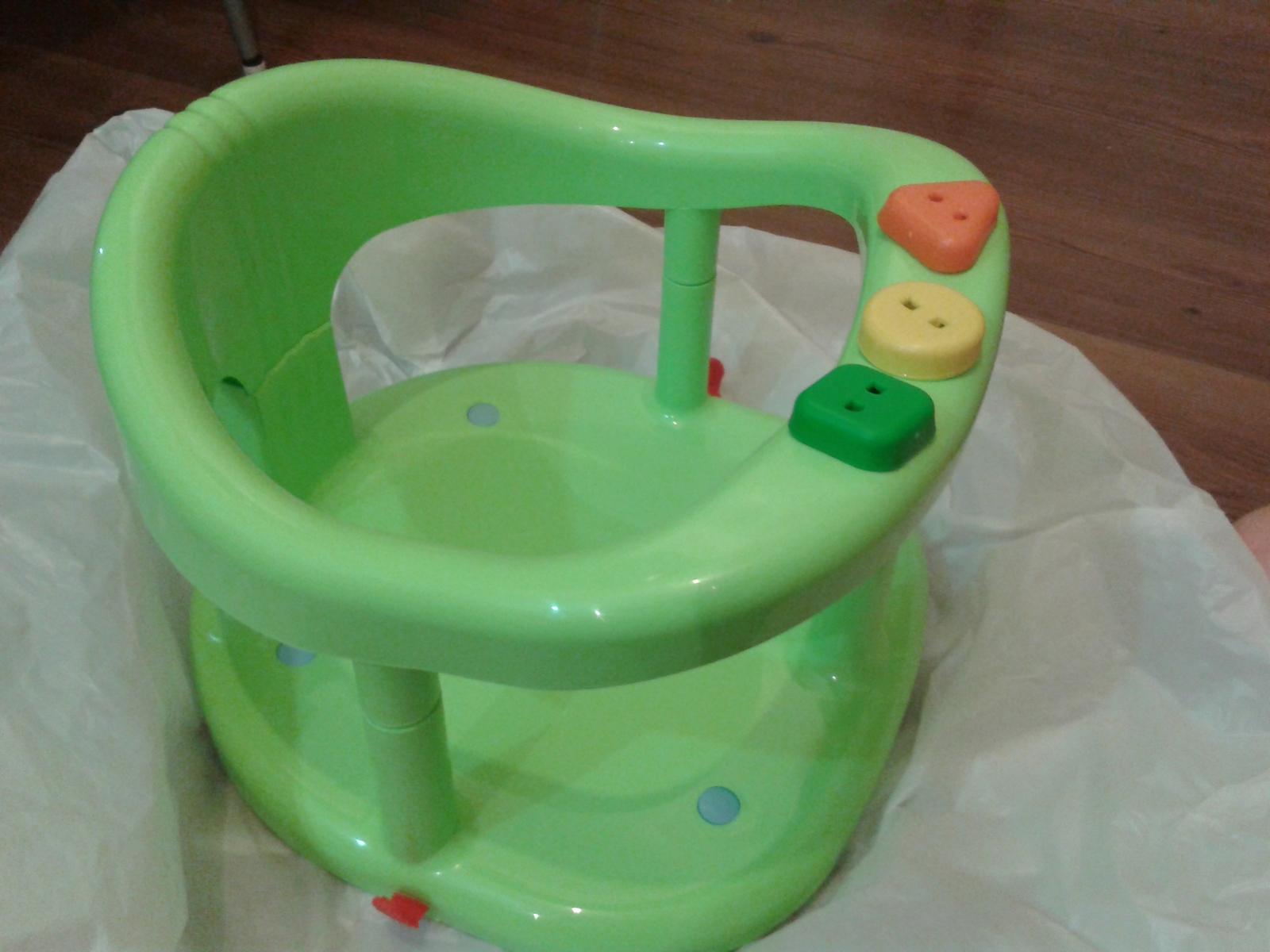 baby safe bath tub ring safety anti slip seat chair infant. Black Bedroom Furniture Sets. Home Design Ideas