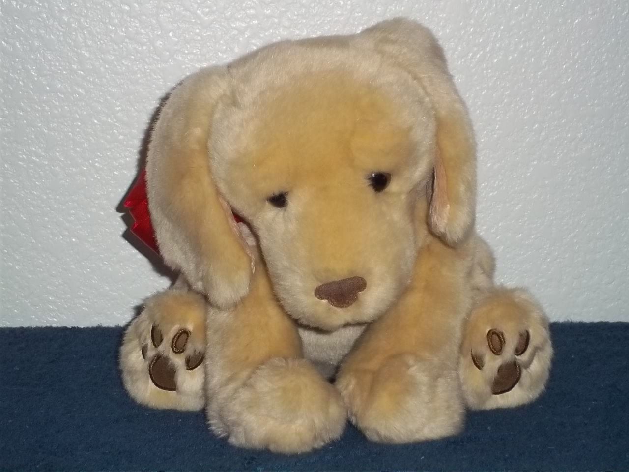 Lab plush dog from play wonder 8 inches tall and 50 similar items