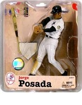 McFarlane SportsPicks MLB Series 21: Jorge Posada 2 - New York Yankees - $23.71