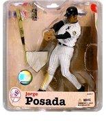 McFarlane SportsPicks MLB Series 21: Jorge Posada 2 - New York Yankees - $23.71
