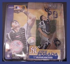 McFarlane Toys MLB Sports Picks Series 6 Action Figure Jorge Posada (New... - $43.51
