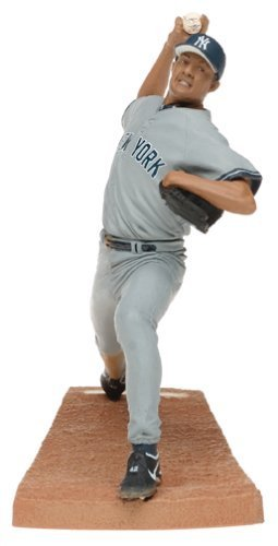 Mcfarlane MLB Series 9 Figure: Mariano Rivera with Gray Yankees Jersey