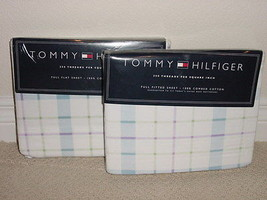 Tommy Hilfiger LAVENDER BLUES Full Sheet Set - $66.45
