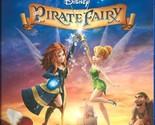 (Used) Disney's The Pirate Fairy Blu-ray/DVD / Case / Artwork