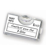Bead Storage Container Labels Tray 96/pkg - $5.40