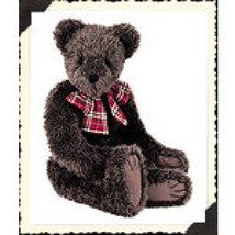 "Boyds Bears ""Hooper Q. Hugster ""  #500070-05-  30"" Plush Bear - New -2001 - $79.99"