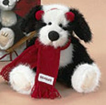"Boyds Bears ""Chillie Dog"" -6"" Plush Dog- #99017V-QVC Exclusive-NWT- 2005-Retired - $19.99"