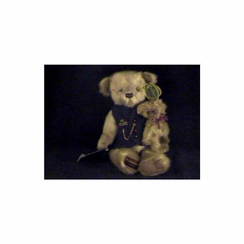 "Bearington Bears ""Ted E. Bearington"" 14"" Collectible Bear- Sku #9865 - NWT- 2002 - $29.99"