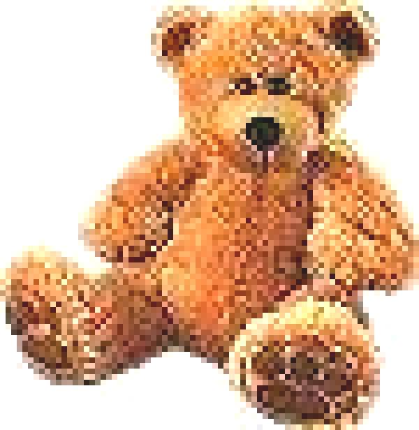 """Boyds Bears Cuddle-Fluff  """"RUSTY""""  #970008 -16"""" Bubba Bear -2006 -NWT-Retired"""