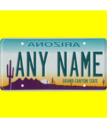 Custom Vanity License Plate - Personalized Novelty State Style Automobil... - $17.99