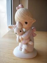 "1978 Precious Moments ""Jesus Loves Me"" Figurine  - $45.00"