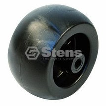 John Deere and Simplicity deck roller wheel AM116299, M84690, 1700184, 1700184SM - $10.04