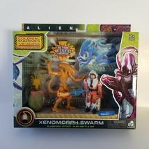 Alien Collection Xenomorph Swarm Planetary Attack Alien Battle Set Lanard New - $24.14