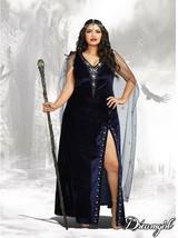Dreamgirl die Zauberin Hexe Plus -size-womens Erwachsene Halloween Kostü... - $60.24