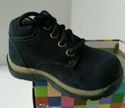 NEW STRIDE RITE Kilamanjaro Navy Nubuck Shoes (Size 4 XW) - $19.95