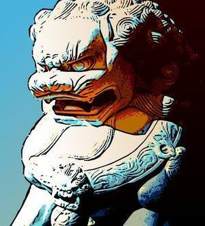 Primary image for HAUNTED Protector of evil FOO DOG the ultimate guardian power protection