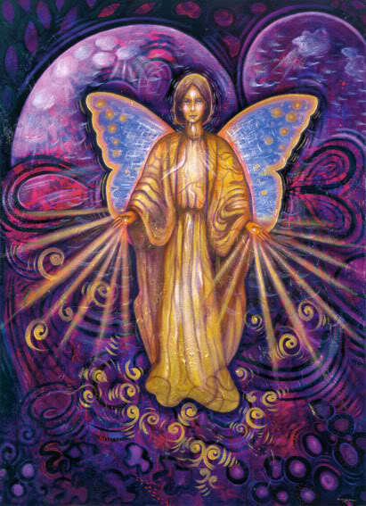 Primary image for 3 card angel message Angel reading  learn what angels need you to know