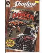 DC The Shadow Strikes Lot Issues #5,7,8, & 9 Doc Savage To Cloud Men's M... - $9.95