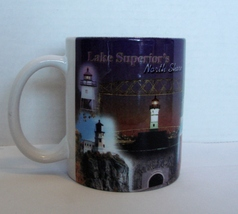 Lighthouses of Lake Superior's  North Shore Coffee Mug - $7.99