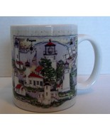 Lighthouses of Oregon Mug (Great American Lghthouses Series) by Donna Elias - $19.49