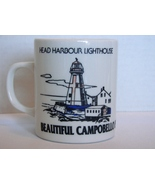 Campobello Head Harbor Lighthouse/Roosevelt Cottage Mug - $4.99