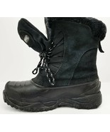 Ranger Winter Snow Boots Lace Duck Boot Brown womens Size 6 Thermolite - $34.95