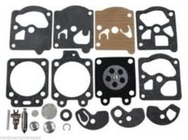 Stihl HS 80 Carb Kit For Walbro Carburetor Complete Kit Overhaul Rebuild Repair - $17.94