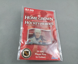 Home Grown Heros Hockey Pin - Joe Sakic (Colorado Avalanche) - Rare !! - $12.00