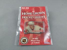 Home Grown Heros Hockey Pin - Jason Spezza (Ottawa Senators) - Rare !! - $12.00