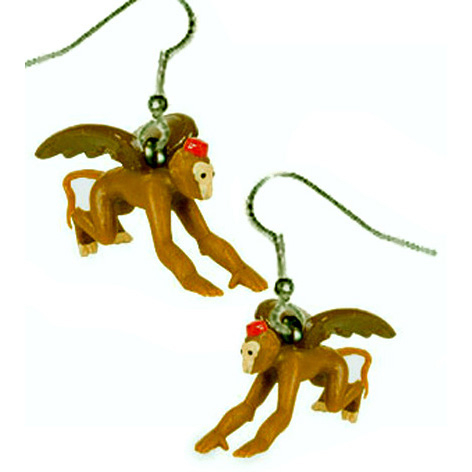 Flying 20monkey 20earrings