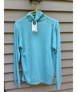 Women's SM SMALL~TEAL Color SEPARATE ISSUE Long Sleeve Shirt - $9.84