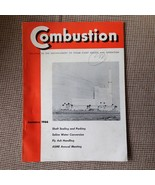 COMBUSTION ENGINEERING Jan 1966 *Shaft Seal *Saline Conv. *Fly Ash *ASME... - $16.83