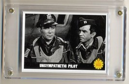 12 O'CLOCK HIGH 1964 TV Series Promo Series 1 TRADING CARDS #5 of 5! Bey... - $19.75