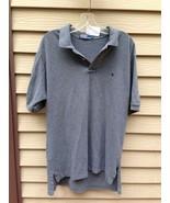 Men's Polo by RALPH LAUREN Shirt~ Grey color XL, Short Sleeve - $29.20