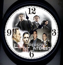 Person of Interest Wall Clock - $19.95