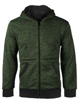 Boys Kids Toddler Athletic Soft Sherpa Lined Fleece Zip Up Hoodie Sweater Jacket image 8