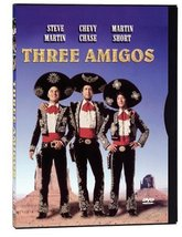 Three Amigos! [DVD] (1999) Steve Martin; Chevy ... - $10.84