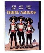 Three Amigos! [DVD] (1999) Steve Martin; Chevy Chase; Martin Short; Alfo... - $10.84