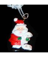 Santa 20mini 20resin 3 necklace thumbtall