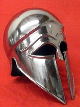 STEEL GREEK CORINTHIAN HELMET - $97.02