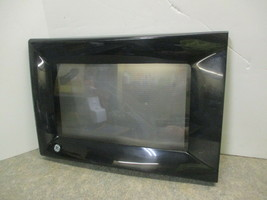 GE MIRCOWAVE DOOR PART # WES1130DM2BB - $100.00