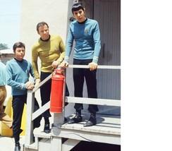 Star Trek VMM William Shatner Leonard Nimoy 8X10 Color TV Memorabilia Ph... - $6.99