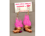 Cupid 20troll 20doll 20earrings pink thumb155 crop
